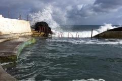 Meerwasser Schwimmbad