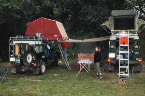 Campingplatz Knysna