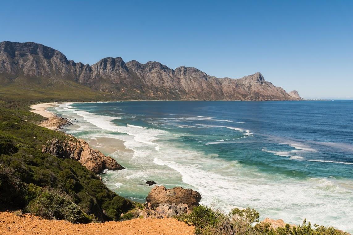 Strand in Südafrika, Atlantik